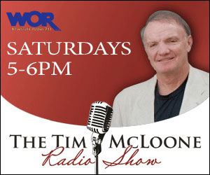 The Tim McLoone Radio Show Saturdays 5-6PM WOR